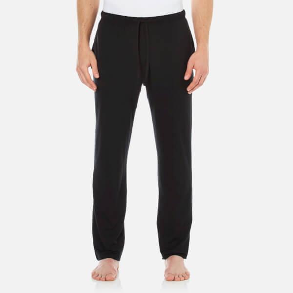 Polo Ralph Lauren Men's Long Pyjama Pants - Black