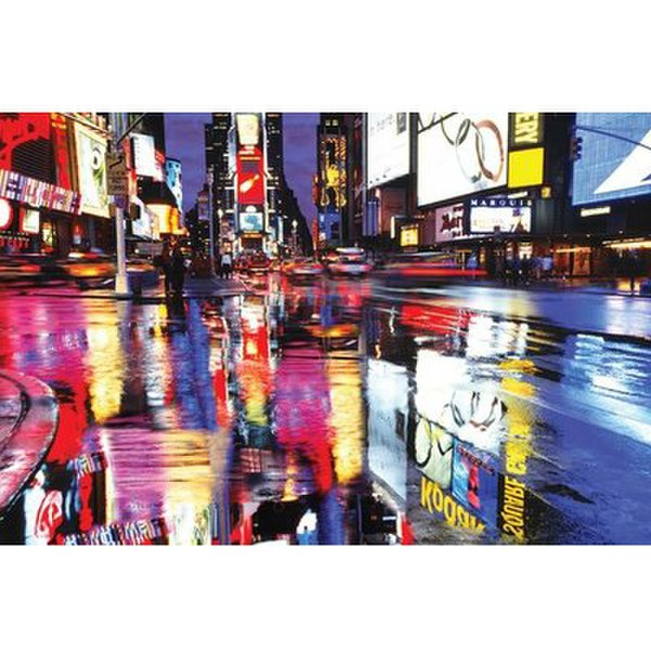 New York Times Square Colours - 24 x 36 Inches Maxi Poster