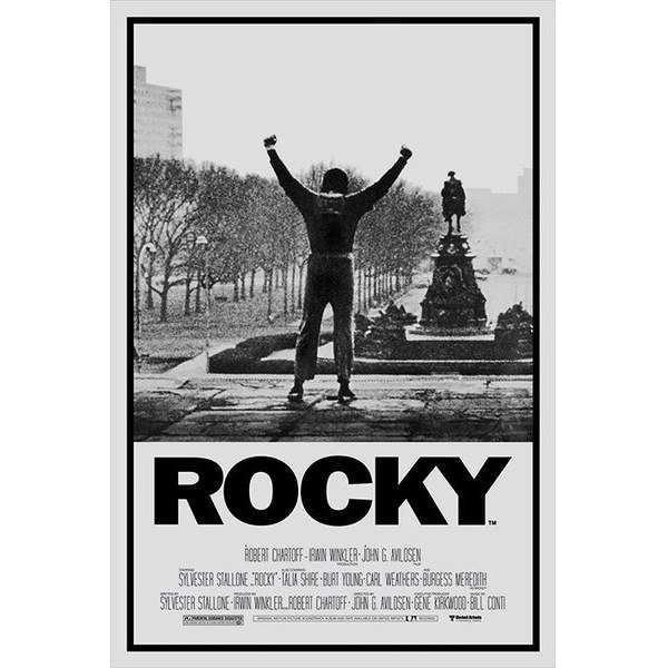 rocky i 24 x 36 inches maxi poster merchandise zavvi. Black Bedroom Furniture Sets. Home Design Ideas