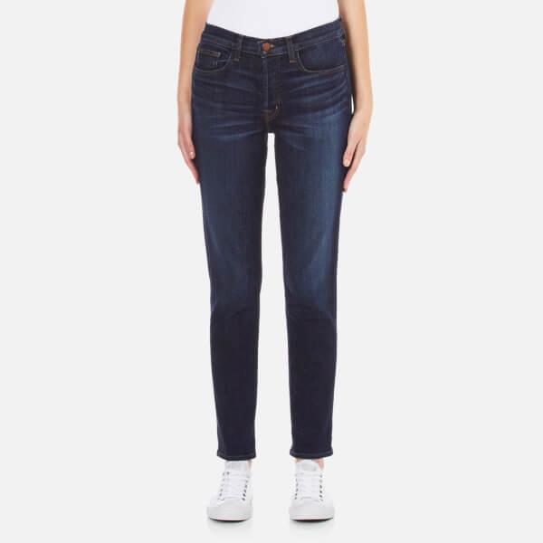 J Brand Women's Caitland Slim Boyfriend Jeans - Invited
