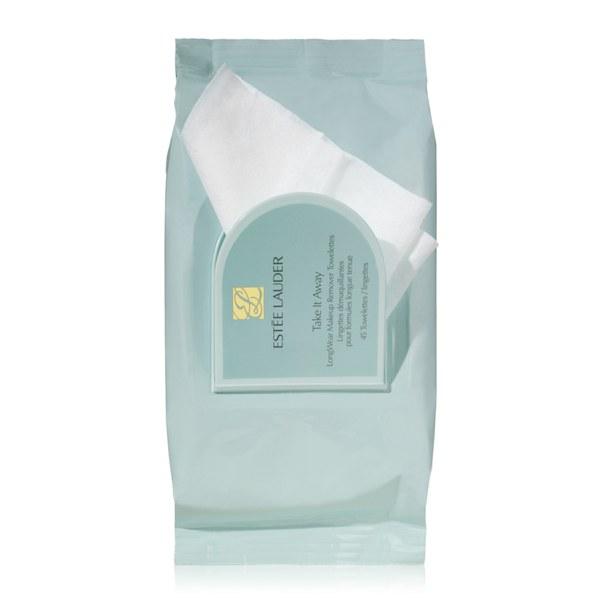 Estée Lauder Take It Away Longwear Makeup Remover Towelettes - 45dukar
