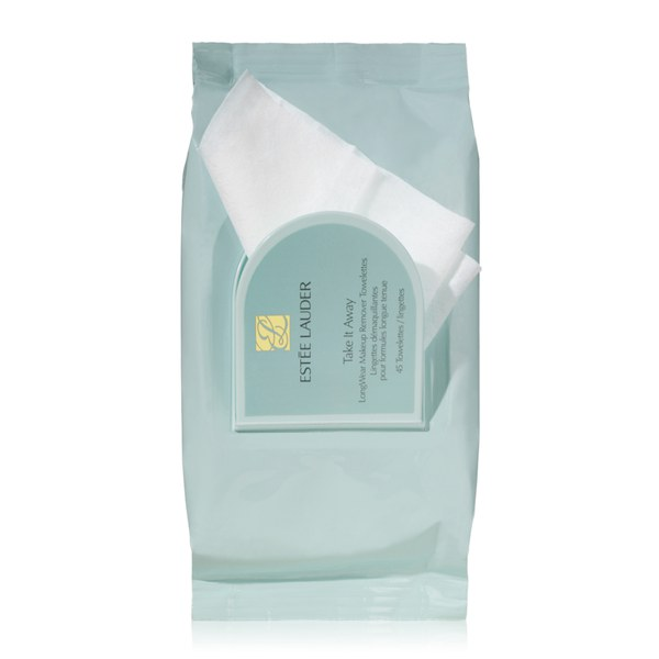 Estée Lauder Take It Away Longwear Makeup Remover Towelettes - 45 Sheets