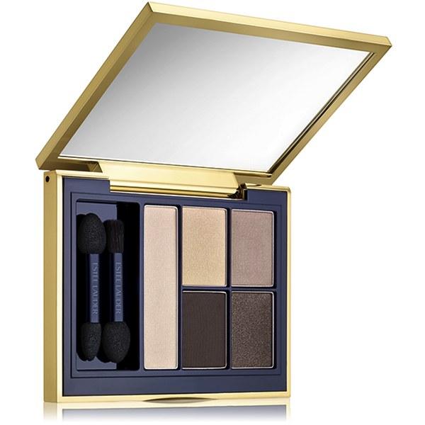 Sombra de ojos Pure Color Envy Sculpting Eyeshadow, paleta de 5 colores, 7 g, en Ivory Power de Estée Lauder