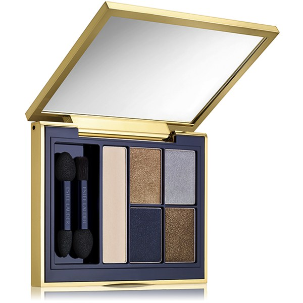 Estée Lauder Pure Color Envy Sculpting Eyeshadow 5-Color Palette 7 g in Infamous Sky