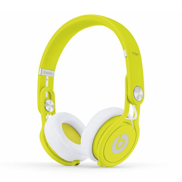 Beats by Dr. Dre: Mixr Headphones - Neon Yellow - Grade A