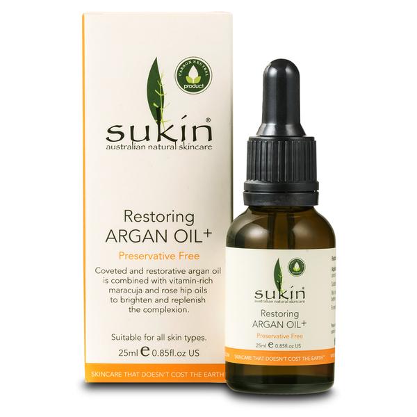 Sukin Facial Treatment Oil 25ml