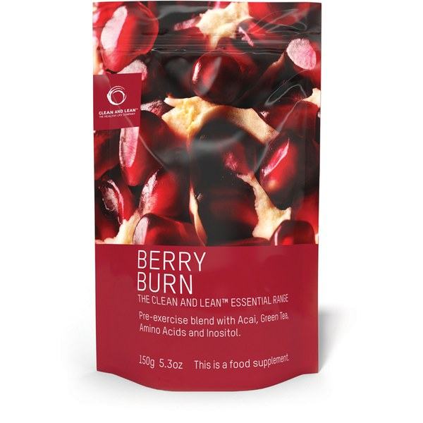 Clean and Lean Berry Burn