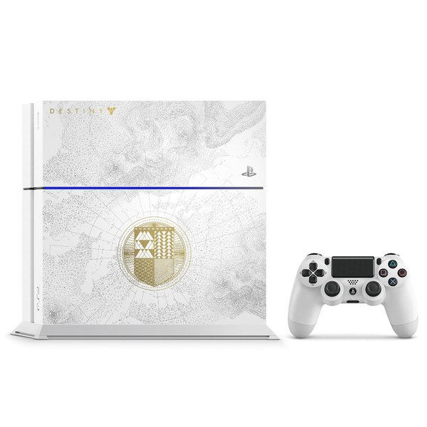 Sony playstation 4 limited edition includes destiny the taken king games consoles - Ps3 limited edition console ...