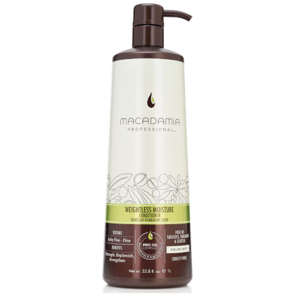 Macadamia Leichtes Moisture Conditioner (1000ml)