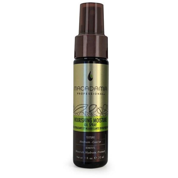 Macadamia Nourishing Moisture Oil Spray (30ml)