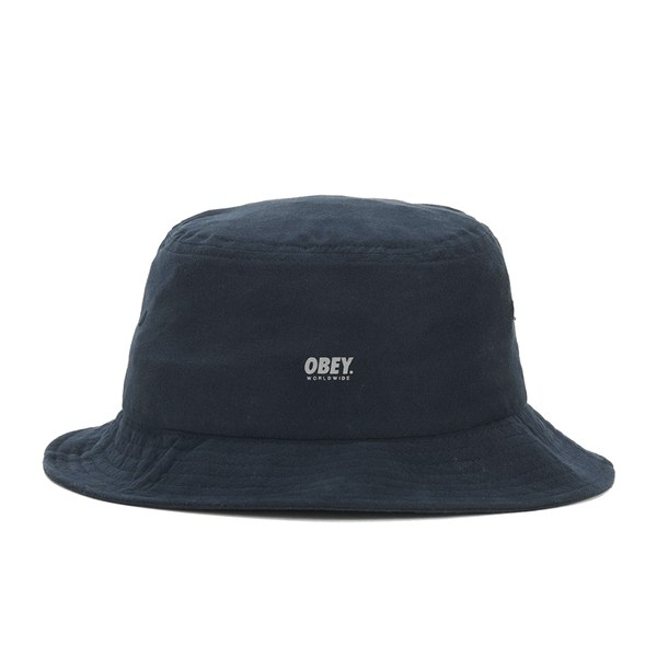 OBEY Clothing Men's Comstock Bucket Hat - Navy