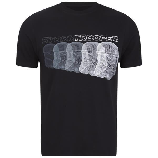 Star Wars Men's Darth Vader T-Shirt - Black