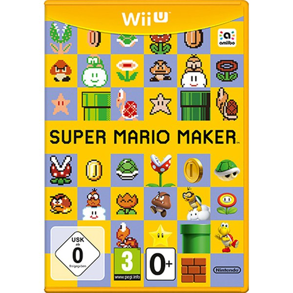 Back to previous page Home Super Mario Maker - Digital Download