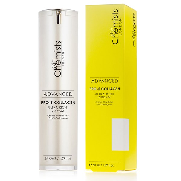 skinChemists Advanced Pro-5 Collagen Ultra Rich Cream (50ml)