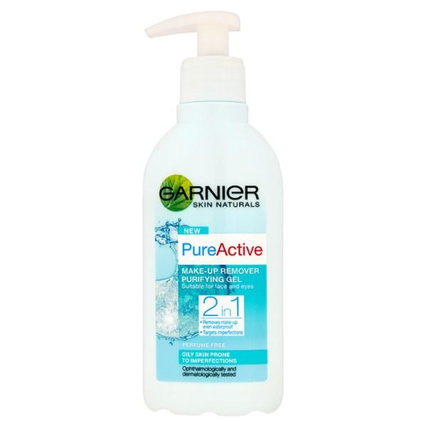 Desmaquillador Skin Naturals 2-in-1 de Garnier(200 ml)