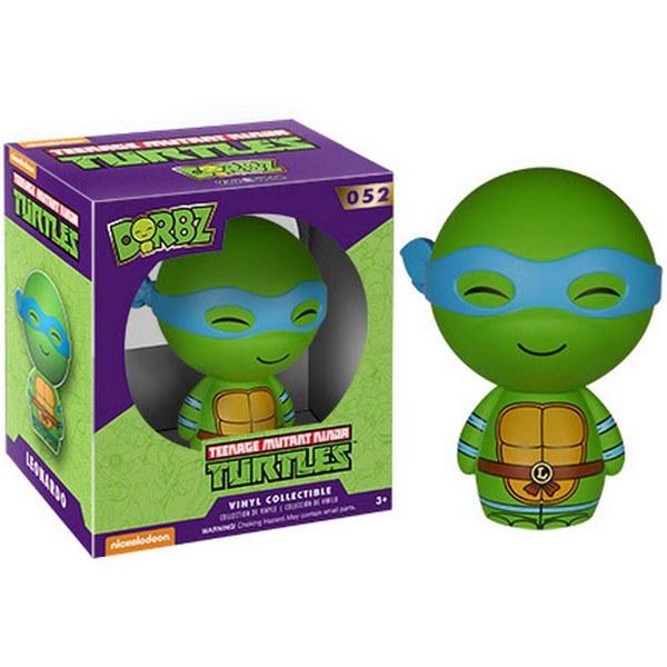 Teenage Mutant Ninja Turtle Leonardo Vinyl Sugar Dorbz Action Figure