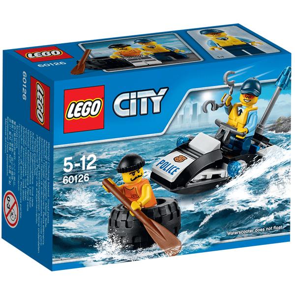 LEGO City: Tire Escape (60126)