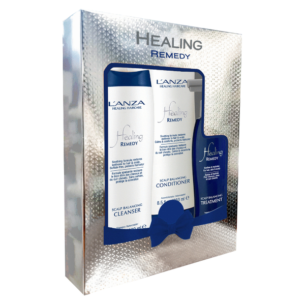 L'Anza Healing Remedy Trio Box