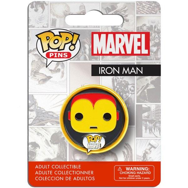 Marvel Iron Man Pop! Pin