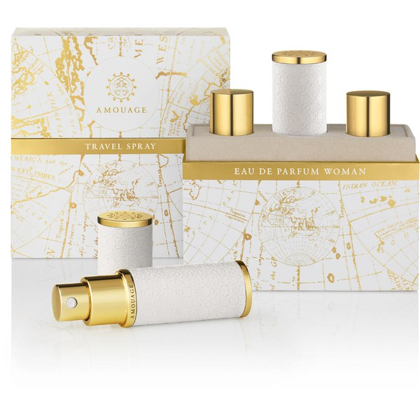 Perfume en formato para viaje Honour Amouage para mujer (3 x 10 ml)