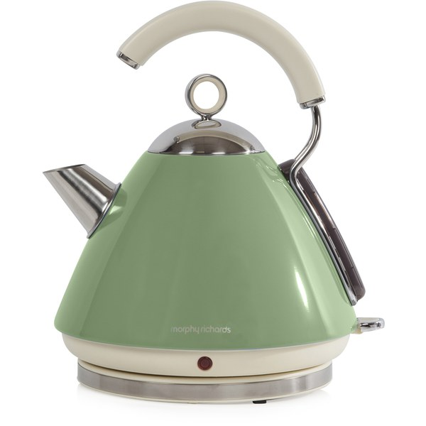 Morphy Richards 102255 Accents Kettle Green Iwoot