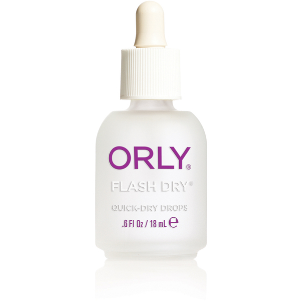 SecanteFlash Dry Drops de ORLY (18 ml)