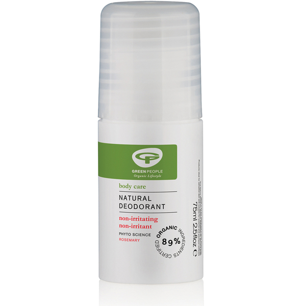 Déodorant naturel au romarin Green People (75 ml)