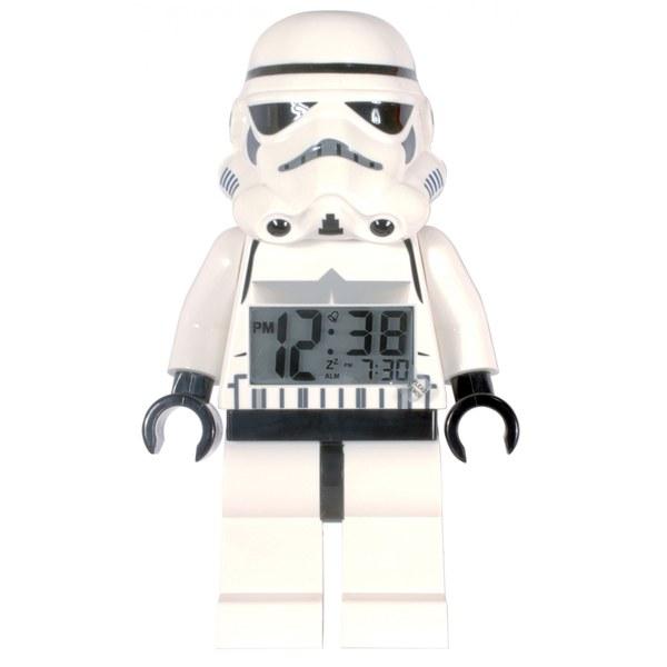 lego star wars stormtrooper alarm clock toys zavvi. Black Bedroom Furniture Sets. Home Design Ideas