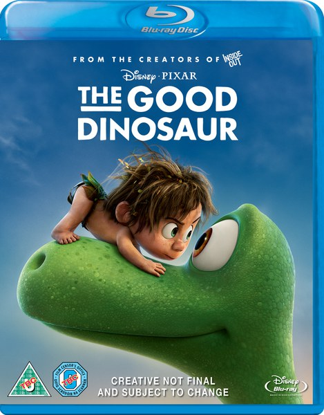 Good Dinosaur | Teaser Trailer