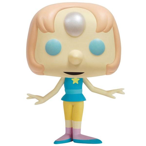 Steven Universe Pearl Pop Vinyl Figure Merchandise Zavvi