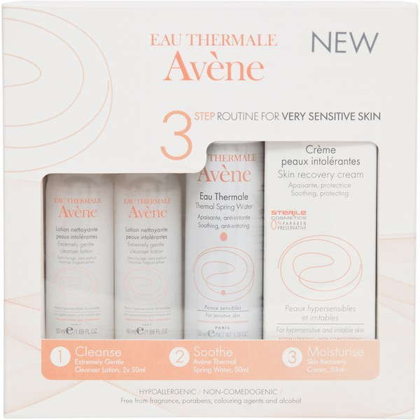Avène Sensitive Skin Saviour Kit