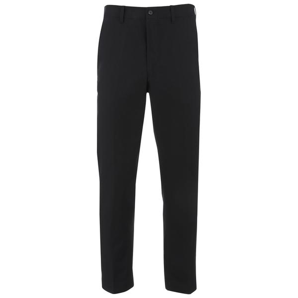 AMI Men's Worker Trousers - Black