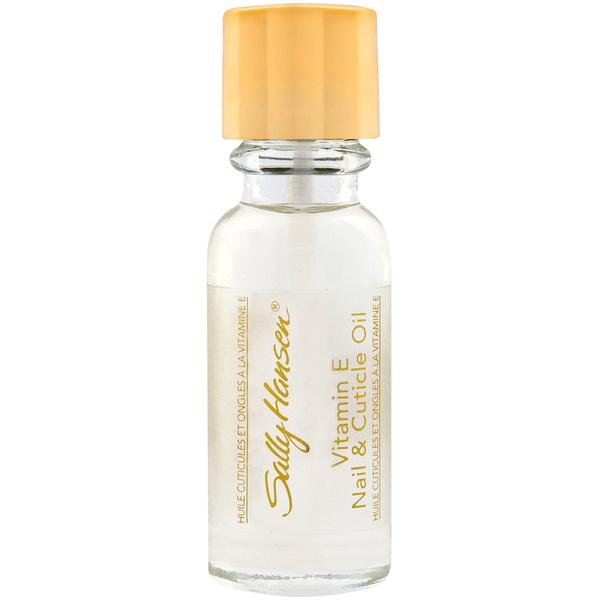 Tratamiento con aceiteComplete Treatment Vitamin E Nail and Cuticle Oil de Sally Hansen 13,3 ml