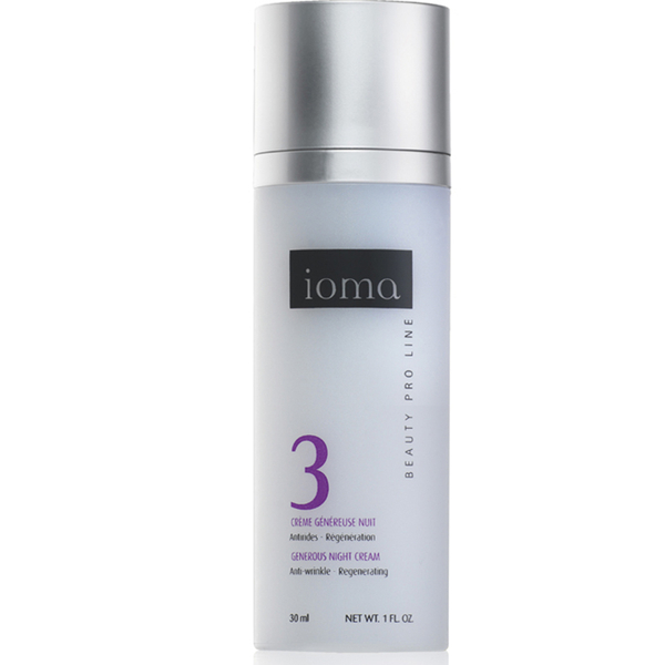 IOMA Generous Night Cream 30ml