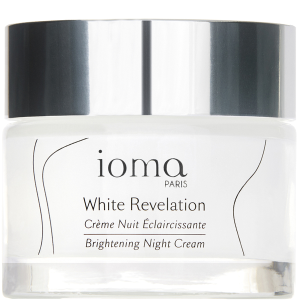 IOMA White Revelation Crème Nuit Eclaircissante