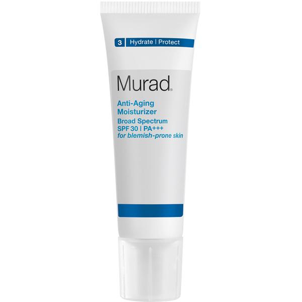 Humectante antienvejecimientoAnti-Ageing Moisturiser SPF 30 de Murad50 ml