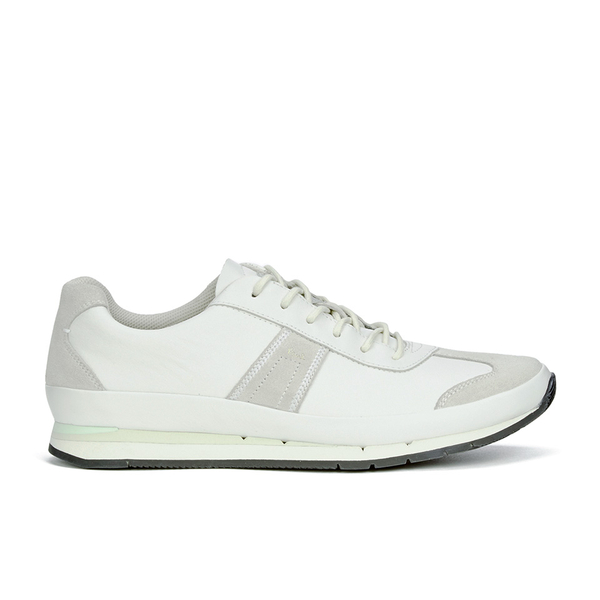Paul Smith Shoes Men's Roland Running Trainers - White Mono