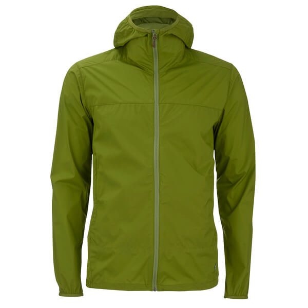 Fjallraven Men's Abisko Windbreaker Jacket - Meadow Green