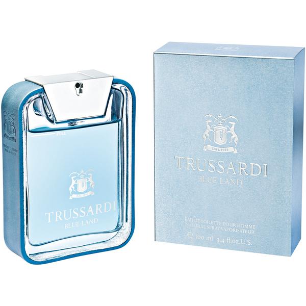 Blue Land Eau de Toilettede Trussardi (50 ml)