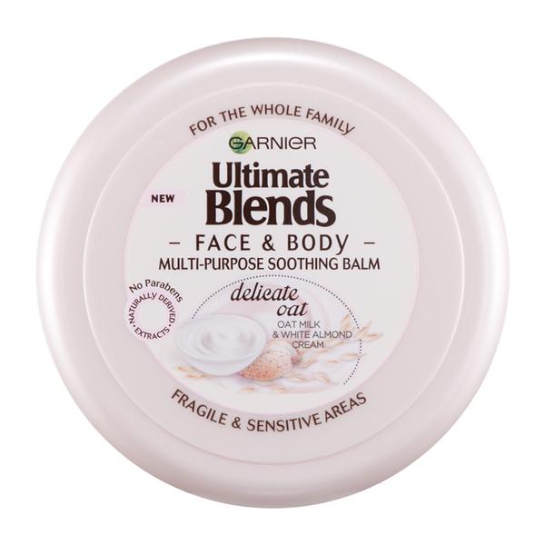 BálsamoUltimate Blends Delicate Oat Milk Balm de Garnier Body (200 ml)