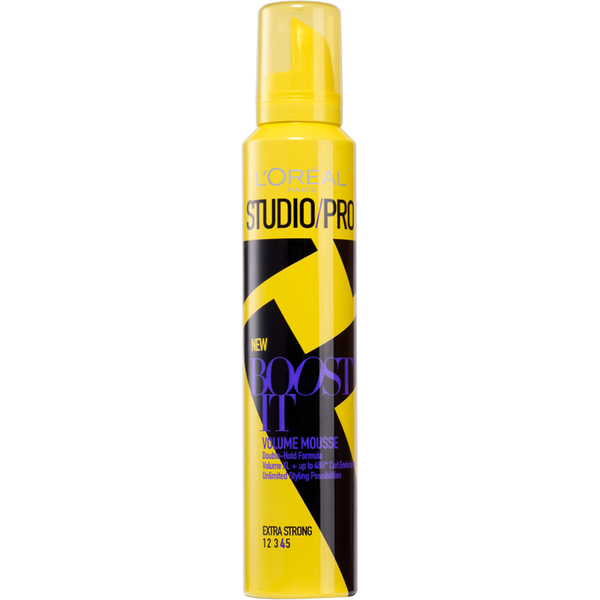 Mousse Studio/Pro Boost It de L'Oréal Paris (200 ml)