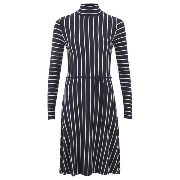 Designers Remix Women's Carrie Dress - Navy/White