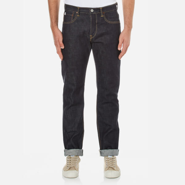 Edwin Men's Classic Regular Tapered Jeans - Raw State