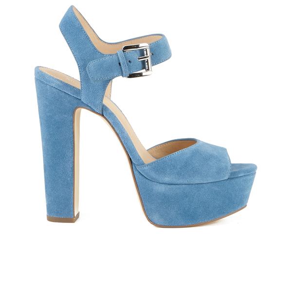 MICHAEL MICHAEL KORS Women's Kincade Platform Sandals - Denim