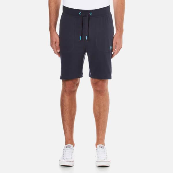 BOSS Hugo Boss Men's Sweat Shorts - Navy