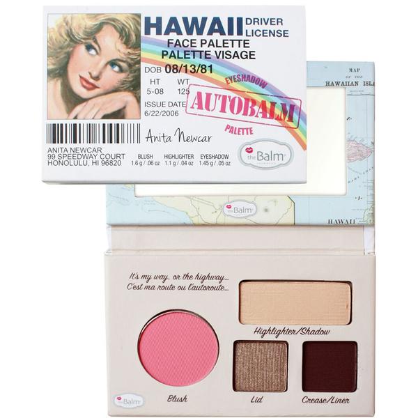 theBalm Autobalm Hawaii Palette