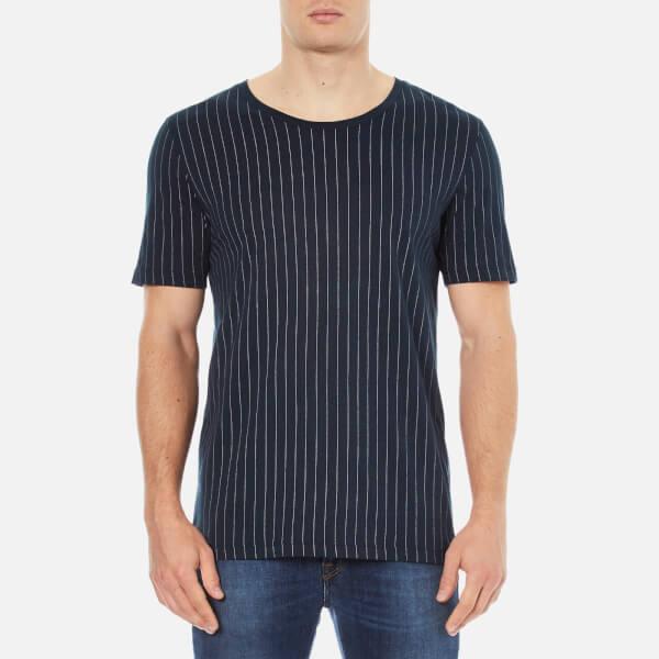 HUGO Men's Dineliner Crew Neck T-Shirt - Navy