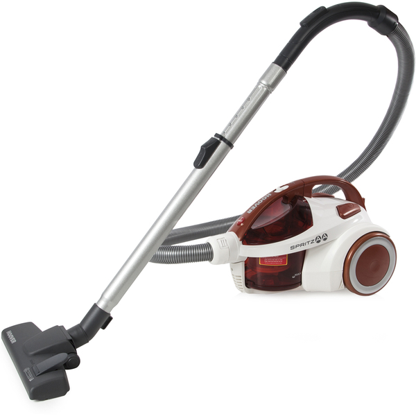 Hoover Se71sz04001 Spritz Bagless Cyclinder Vacuum Cleaner