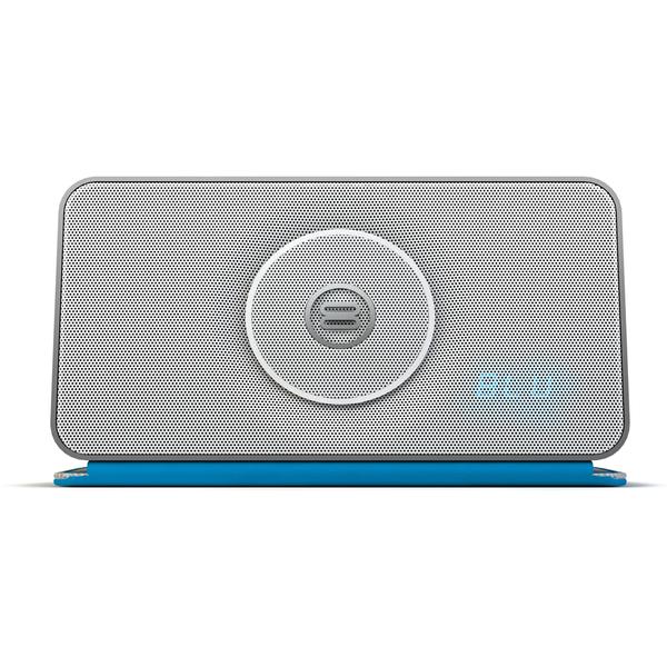 Bayan Audio Soundbook Classic Portable Wireless Bluetooth and NFC Speaker - White