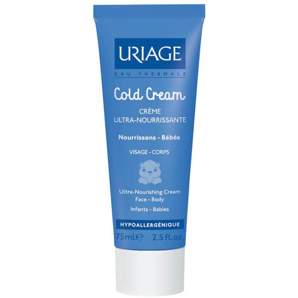 Crème ultra-nourissante Cold Cream d'Uriage  (75 ml)